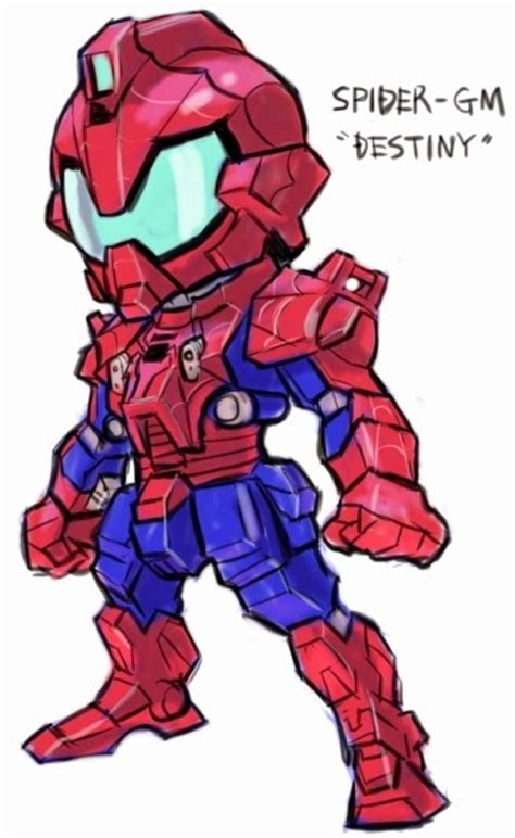 Mobil Marvel Heroes Isi 3 gundam gundam x marvel heroes digital fan