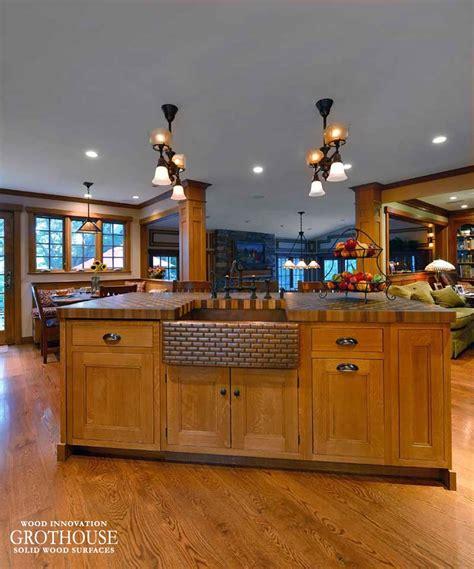 butcher block bathroom sink wood countertops wood countertop butcherblock and bar top blog