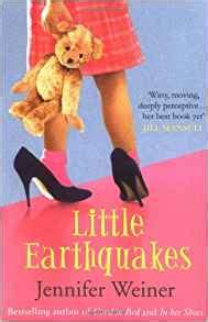 Book Review Earthquakes By Weiner by Earthquakes Weiner 9780743468930