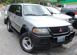 2001 Mitsubishi Montero Sport Reviews Cars For Sale By Owner In Haiti 2001 Mitsubishi Montero Sport