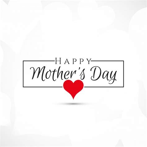 mother s day designs simple mothers day design vector free download