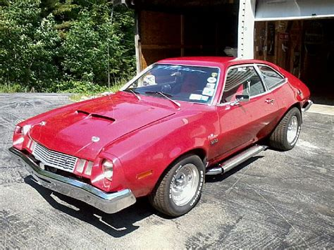 1976 ford pinto for sale johnsburg new york