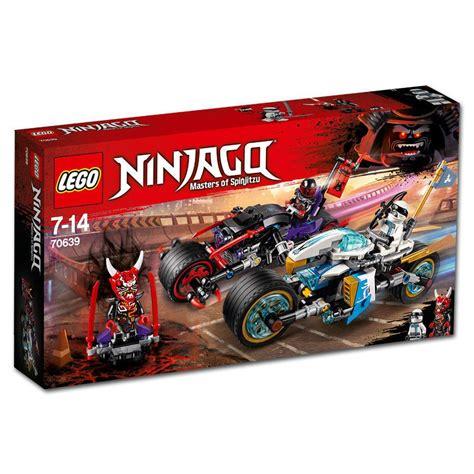 St Villop 2 In 1 Set bricker lego 70639 race of snake jaguar