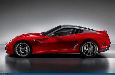 Ferrari F599 by Ausmotive 187 Ferrari 599 Gto Official Details
