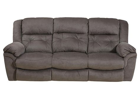 Lay Sofa by Hornell Furniture Outlet Joyner Slate Lay Flat Reclining
