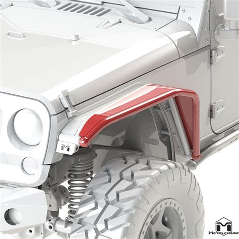Jeep Metal Fenders Comparing A Wide Selection Of Metal Jeep Fender