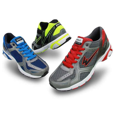 Scorpion Sepatu Olahraga Lari Pria Eagle Running Shoes Original eagle sepatu victory running elevenia