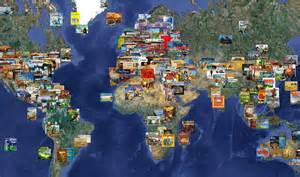 World Map Game by World Map Of Board Games Boardgamegeek