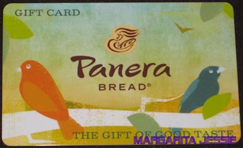 My Panera Gift Card - panera bread quot birds quot collectible gift card no value new
