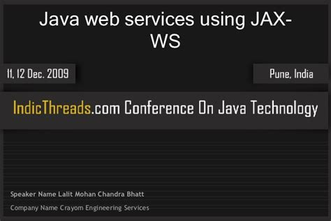 consuming data services using java java web services using jax ws