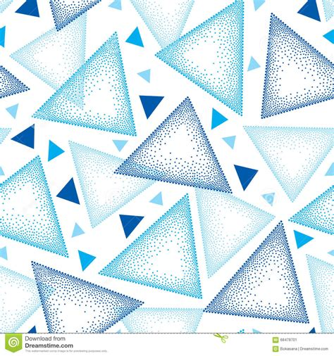 gray triangle pattern vector triangle pattern vector seamless background vector
