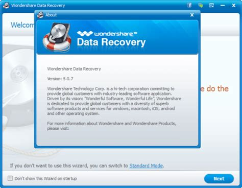 Wondershare Data Recovery 5.0.7.8 Crack & Key Download