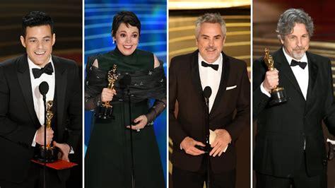 Los Ganadores De Los Premios Oscar 2019 Lista Completa De Los Ganadores De Los Premios Oscar 2019