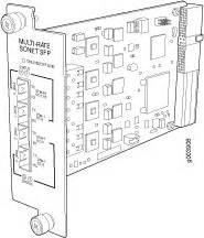Juniper Multi Rate Sonet Sfp Sonet Sdh Oc3 Stm1 Multi Rate Pic With Sfp Technical