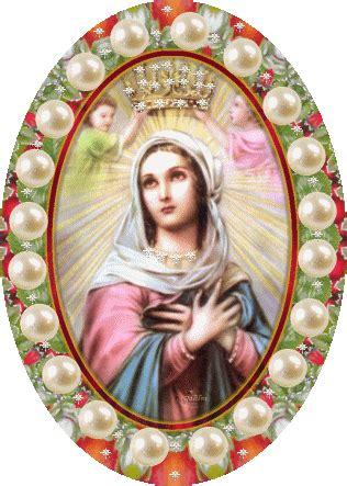 imagenes de la virgen maria goretti gifs y fondos pazenlatormenta santa maria reina