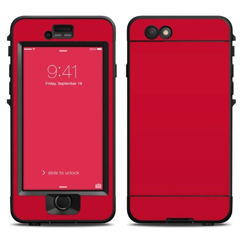 lifeproof colors lifeproof iphone 6 nuud skin solid state by