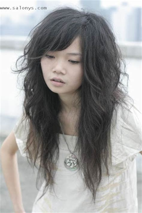 hairstyles for long hair japanese asian hairstyles long hair lovers