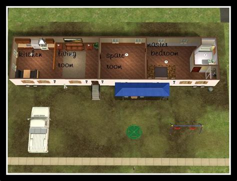 4 bedroom trailers mod the sims affordable 2 bedroom mobile home for sale