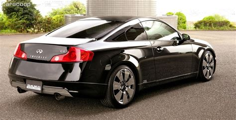 nissan skyline coupe infinit g35 coupe black x metal