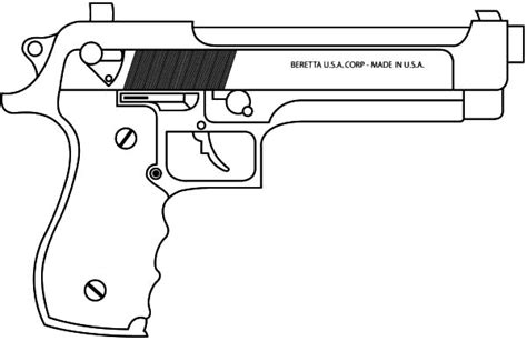 free printable coloring pages of guns 25 gun coloring pages coloringstar