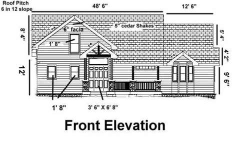 building floor plan detail and elevation view detail dwg file what is front elevation