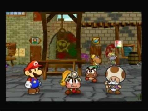 Paper Mario Thousand Year Door Walkthrough by Paper Mario The Thousand Year Door Walkthrough Part 1