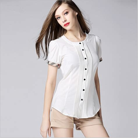 S Sleeve Blouses Uk by S Sleeve Cotton Blouses Clothing
