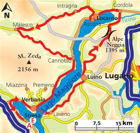 Motorrad Tour Lago Maggiore by Motorradtour Piemont Rund Um Den Lago Maggiore Motorrad
