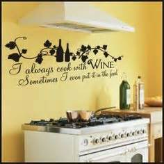 Kitchen wall decal kitchen and dining room christian wall decals