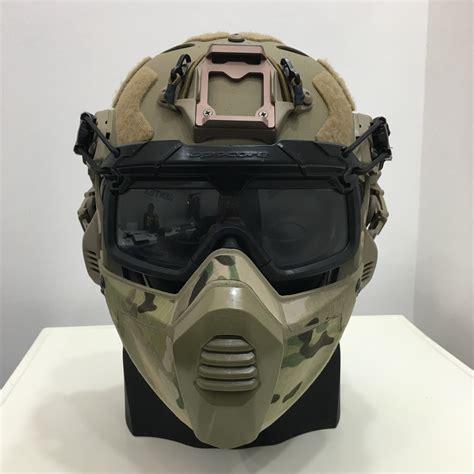 Fast Bump High Cut Helmet dsei 17 ops launches fast sf helmet line soldier