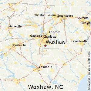 best places to live in waxhaw carolina