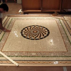 foyers entry flooring idea medici mosaic motif by tile floor patterns for foyer