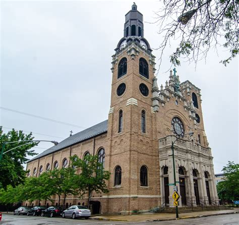 chicago church house st stanislaus kostka roman catholic church 183 sites 183 open
