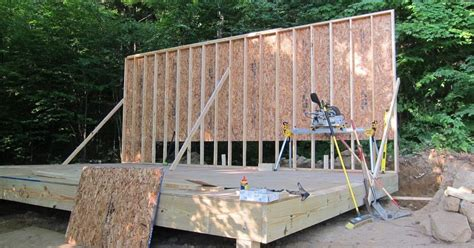 How To Build Skids For A Shed by Shed Plans How To How To Build A Shed On Skids