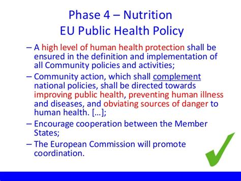 public health europe european european commission eu food regulation where has europe got it right and why