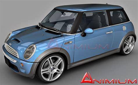 Free Blueprints by Mini Cooper Free 3d Models