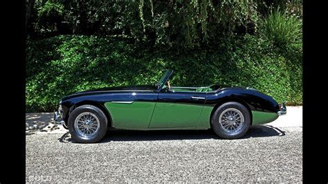 Asthin 6new healey 100 6 roadster