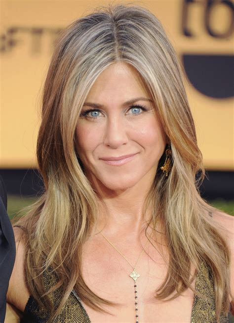 Aniston A by 25 Years Of Aniston S Hair Stylecaster