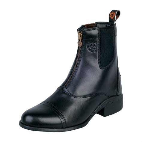 paddock boots ariat heritage iii zip paddock boot
