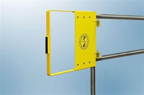 safety swing gates industrial industrial swing gates for fall protection g series