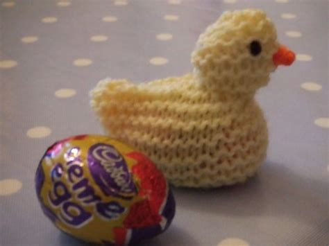 knitted creme egg the world s catalog of ideas