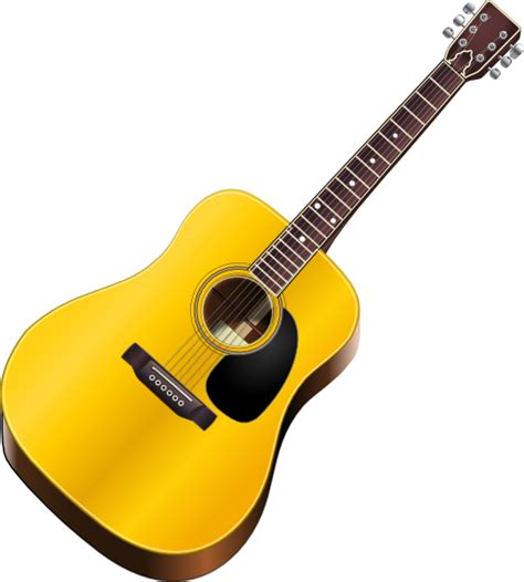 wallpaper animasi gitar guitar clip art at clker com vector clip art online
