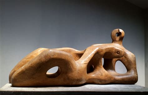 Henry Reclining Figure by Henry Room 7 Tate