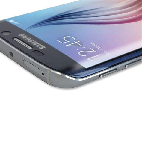Protector Samsung Galaxy S 6 Edge review skinomi techskin for s6 edge