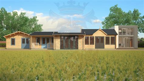 New Years Log Cabin by Cing Pods Archives Log Cabins Lv