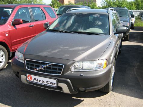 2005 volvo xc70 for sale 2005 volvo xc70 pictures 2500cc automatic for sale