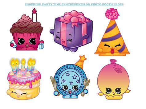 printable shopkins birthday decorations girls party ideas shopkins shopkins table