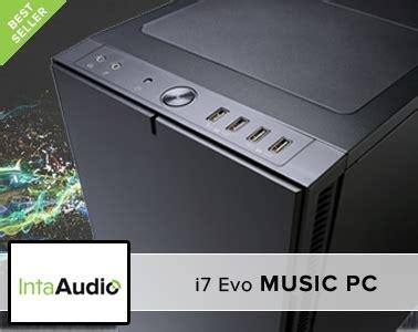 pc intégré bureau inta audio pc systems computer solutions