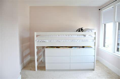 loft bed with dresser underneath bed with dresser underneath l natural polished teak wood