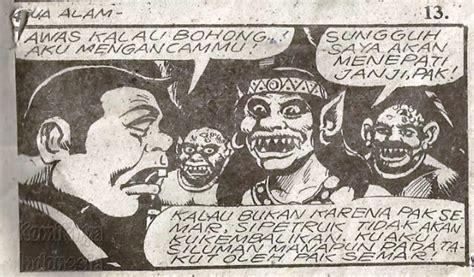 Komik Alam Karya Tatang S 528 dua alam baca komik petruk gareng karya tatang s